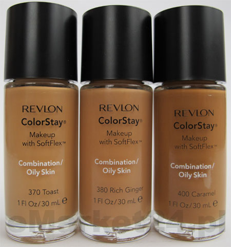 Galerry revlon colorstay foundation rich ginger