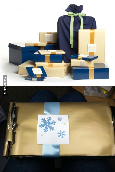 Amazon Gift Wrap Option | DontPayFull