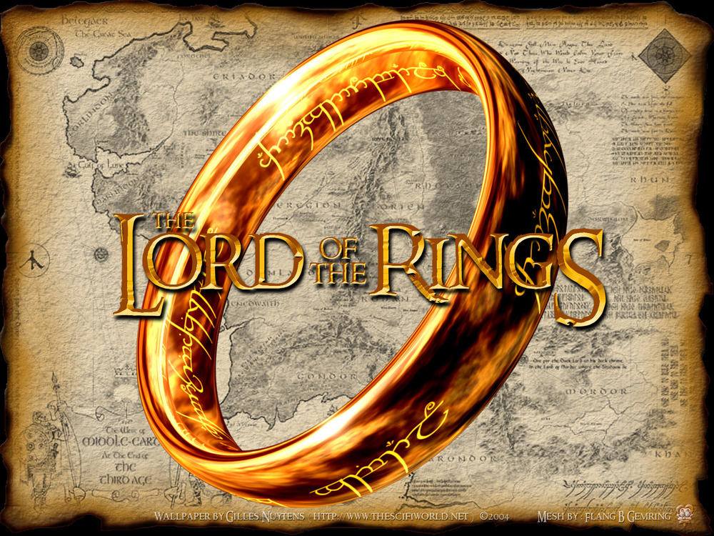Резултат с изображение за lord of the rings book