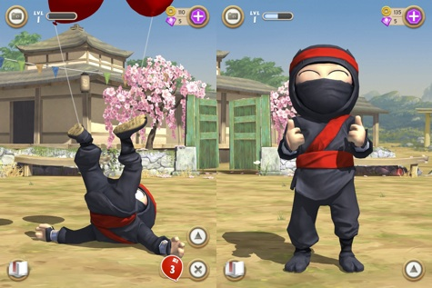 Clumsy ninja cheats and tips free download of android version.