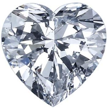 diamond heart limoges.