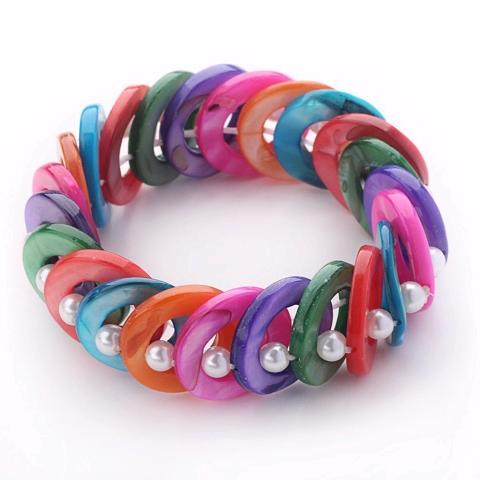 tropical bracelet.