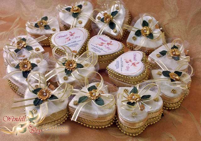 Unique Wedding Gift Ideas Philippines : What Unique Wedding Favors/gifts Would You Get Your Guests ...